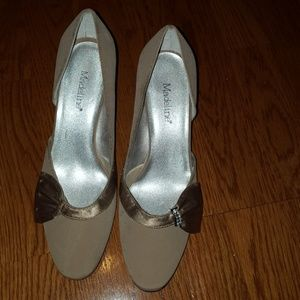 Madeline chic heels